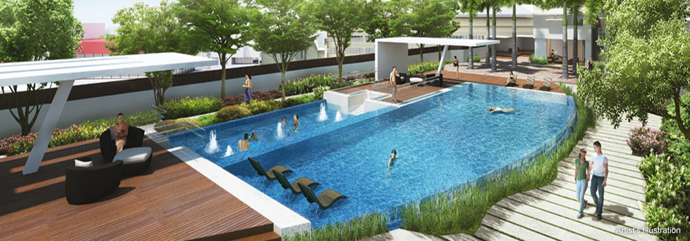 West Tower One Serendra Global City